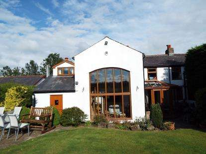 4 Bedrooms End Of Terrace House for sale in Top O'The Lane, Brindle, Chorley, Lancashire