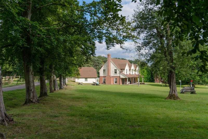 7 Bedrooms Property for sale in Station Road, North Chailey, East Sussex