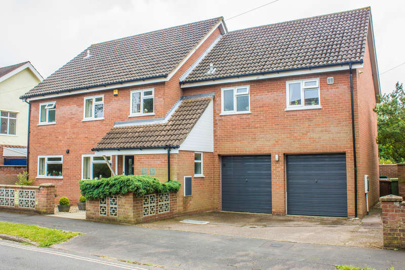 4 Bedrooms Detached House for sale in Eleanor Road, Norwich NR1