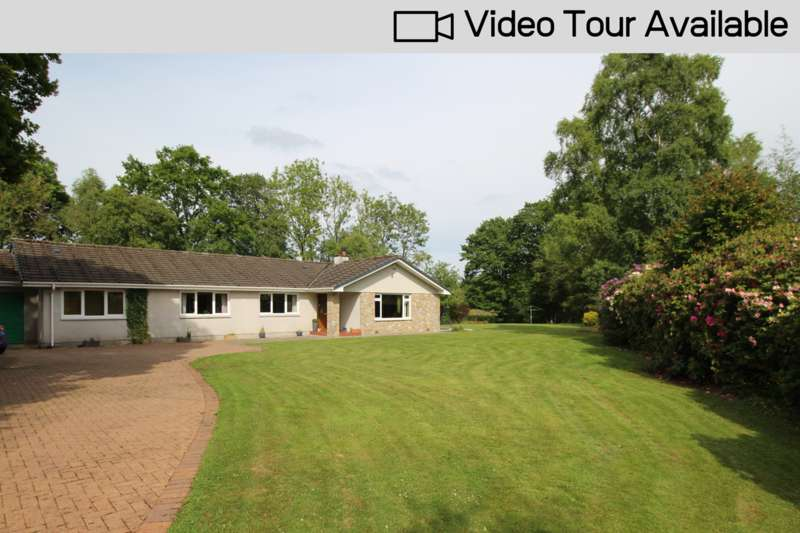 7 Bedrooms Bungalow for sale in Doune Road, Dunblane, FK15