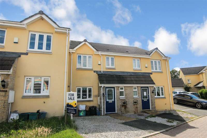 3 Bedrooms Terraced House for sale in Ash Vale, Lifton, PL16