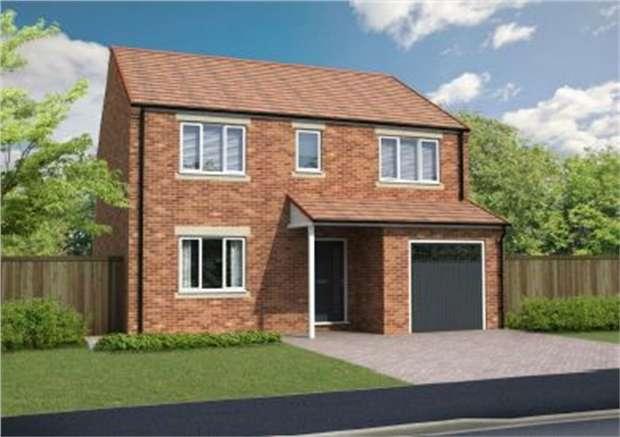 4 Bedrooms Semi Detached House for sale in Plot 39 - The Hild, Oakfield Gardens, Peterlee, Oakerside