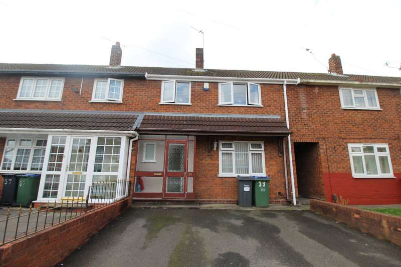 3 Bedrooms Semi Detached House for sale in Lichfield Street, Tipton, West Midlands, DY4