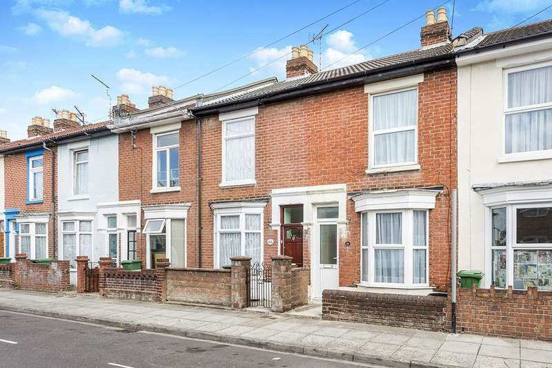 2 Bedrooms House for sale in Sutherland Road, Southsea, Hampshire, PO4