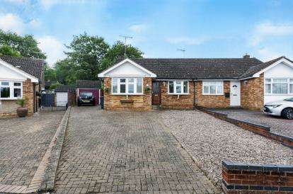 3 Bedrooms Bungalow for sale in Coxs Close, Sharnbrook, Bedford, Bedfordshire