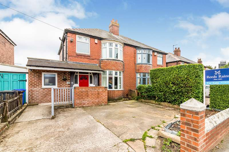 4 Bedrooms Semi Detached House for sale in Elm Lane, Sheffield, South Yorkshire, S5