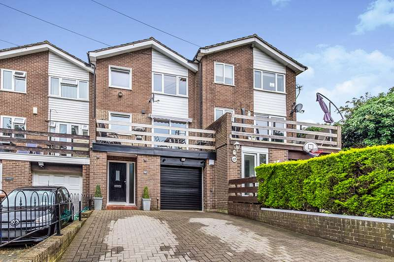 3 Bedrooms House for sale in Victoria Terrace, Nashenden Lane, Rochester, Kent, ME1