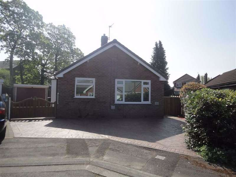 2 Bedrooms Detached Bungalow for rent in Formby Drive, Heald Green