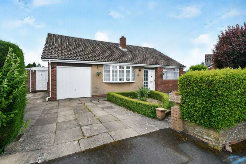 3 Bedrooms Detached Bungalow for sale in St. Paul Close, Todwick, Sheffield, South Yorkshire, S26