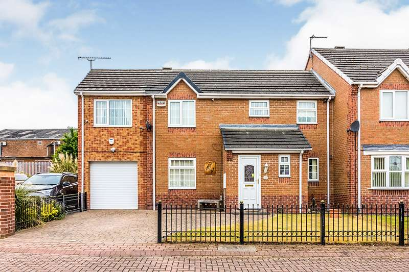 3 Bedrooms Semi Detached House for sale in Ashwell Grove, East Dene, Rotherham, South Yorkshire, S65