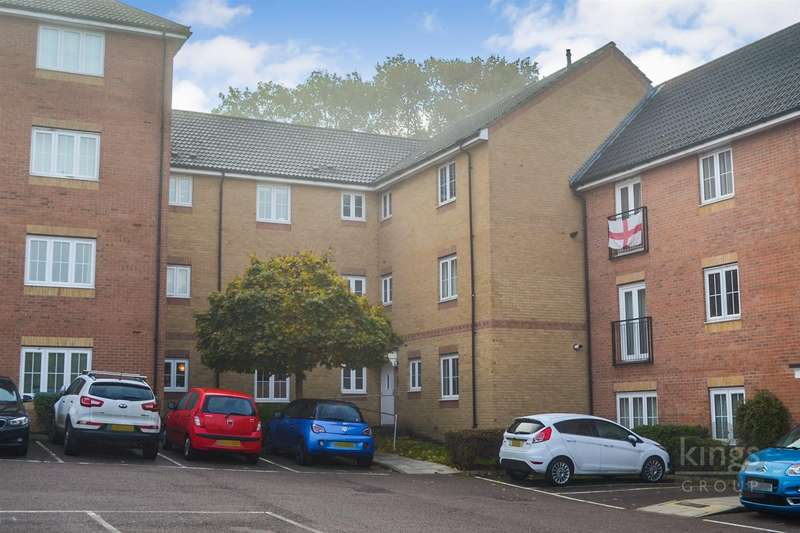 2 Bedrooms Flat for sale in East Road, Harlow