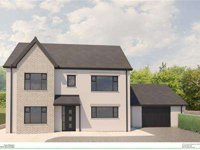 5 Bedrooms Detached House for sale in Woodland View, Machen