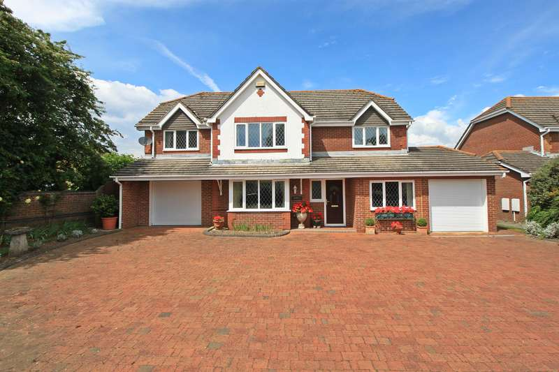 5 Bedrooms Detached House for sale in High Street, Hamble, Southampton, SO31 4JE