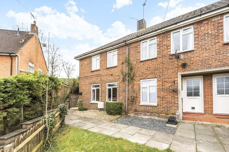 2 Bedrooms End Of Terrace House for sale in Wolfe Close, Winchester