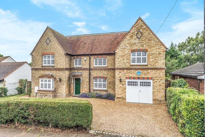 5 Bedrooms Unique Property for sale in Church Road, Harlington, LU5