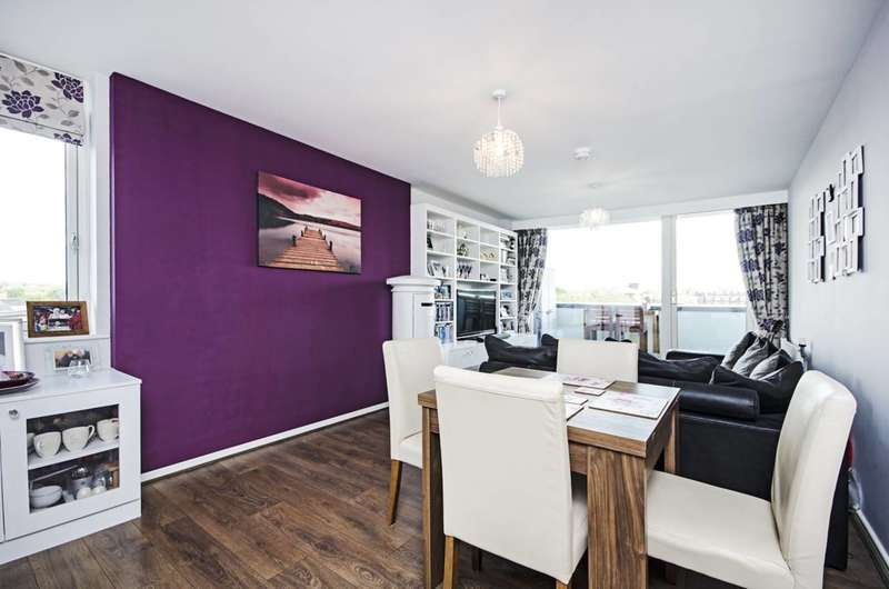 2 Bedrooms Flat for sale in Heybourne Crescent, Colindale, NW9