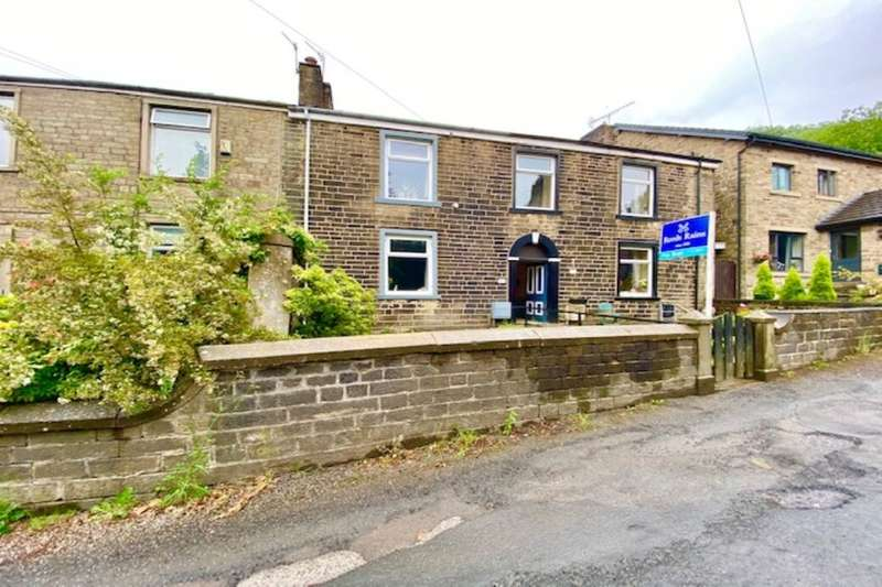 2 Bedrooms Terraced House for sale in Bye Road, Ramsbottom, Bury, BL0