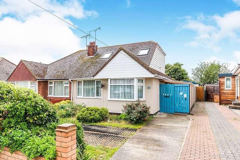 3 Bedrooms Semi Detached Bungalow for sale in Vine Close, Ramsgate, CT11