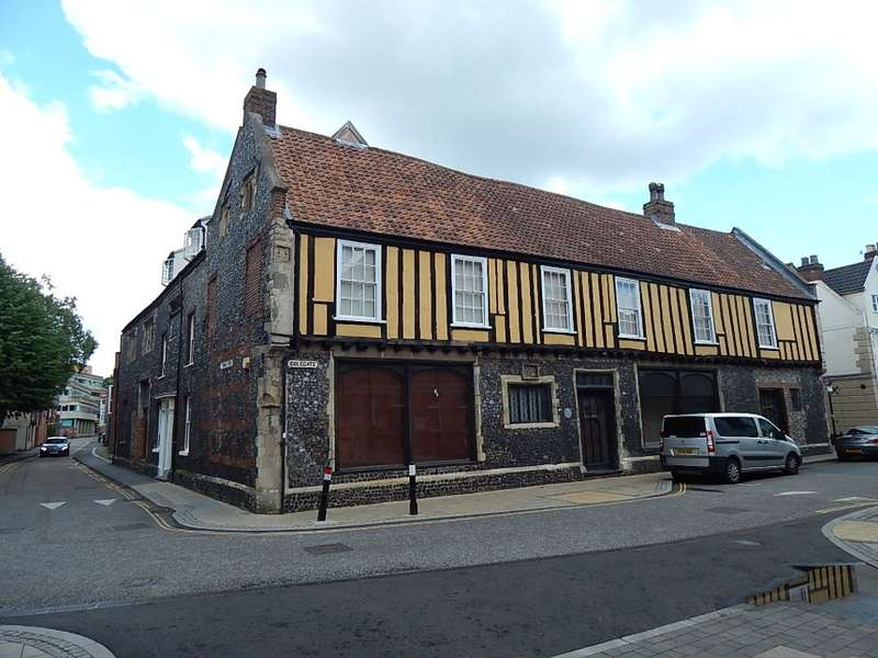 Mixed Use Commercial for sale in Bacon House, Colegate, Norwich, Norfolk