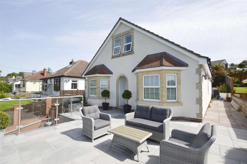 4 Bedrooms Detached House for sale in Bristol Road, RADSTOCK, Somerset, BA3