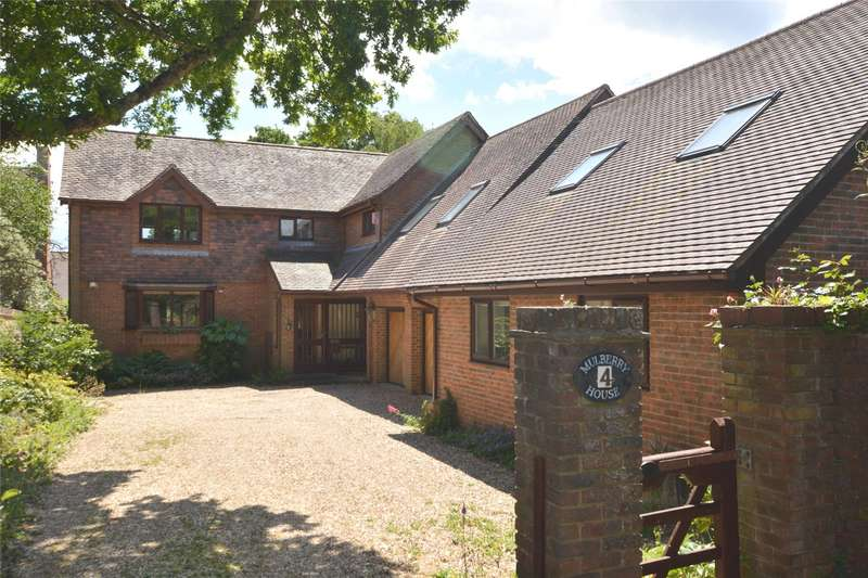 5 Bedrooms Detached House for sale in Red House Mews, Lymington, Hampshire, SO41
