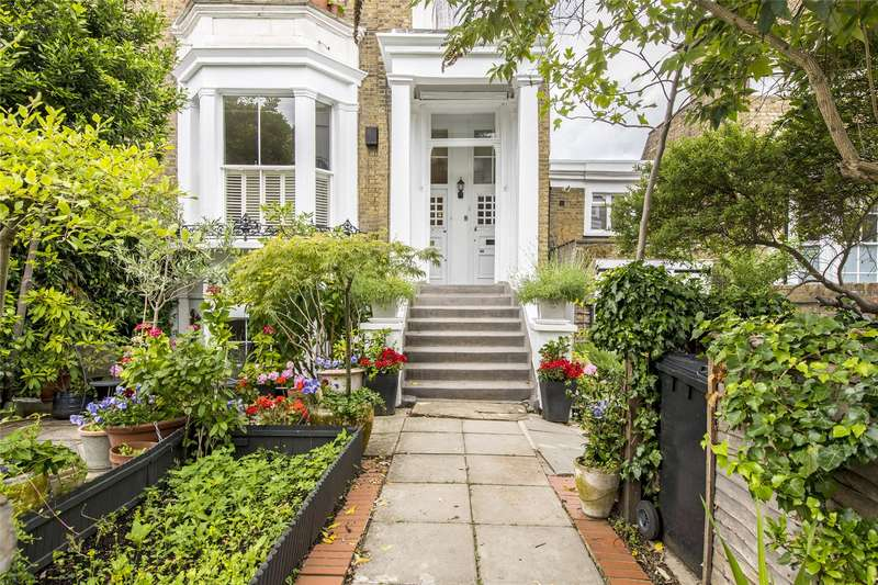 2 Bedrooms Flat for sale in Parkhill Road, Belsize Park, London, NW3
