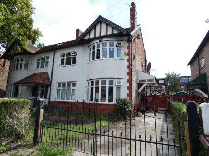 6 Bedrooms Semi Detached House for sale in Woodlands Road, Whalley Range, Manchester, Greater Manchester