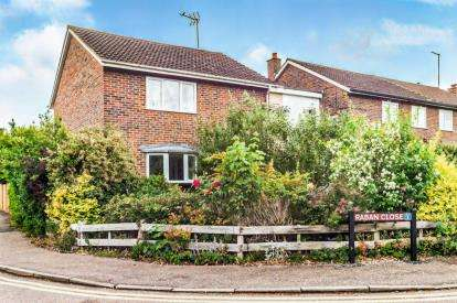 3 Bedrooms End Of Terrace House for sale in Raban Close, Stevenage, Hertfordshire, England