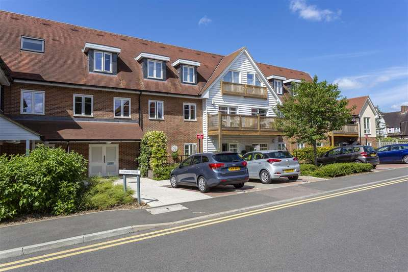 2 Bedrooms Apartment Flat for sale in 12 Pond Hill Gardens, Cheam