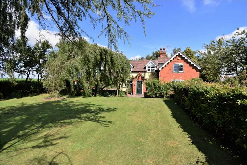 4 Bedrooms Detached House for sale in 4 Meeson, Telford, Shropshire, TF6