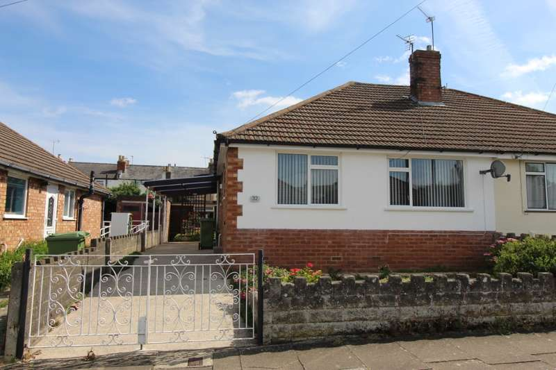 2 Bedrooms Semi Detached Bungalow for sale in STRICKLAND ROAD, near CHARLTON KINGS GL52