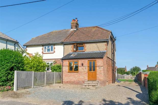3 Bedrooms Semi Detached House for sale in Blakeney