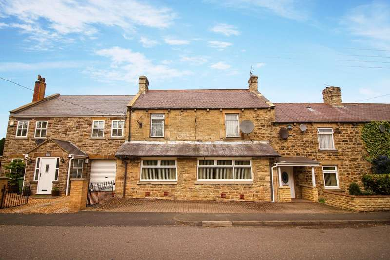 4 Bedrooms Semi Detached House for sale in Led Road, Greenside, Ryton