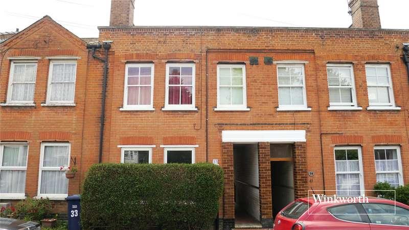 2 Bedrooms Flat for sale in West End Lane, Barnet, EN5