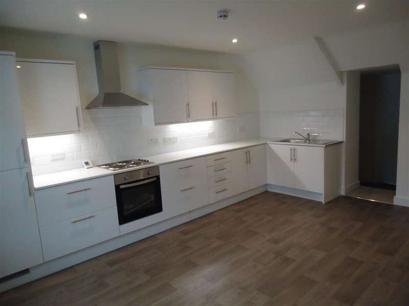 1 Bedroom Apartment Flat for rent in The Pink House, The Square, Magor