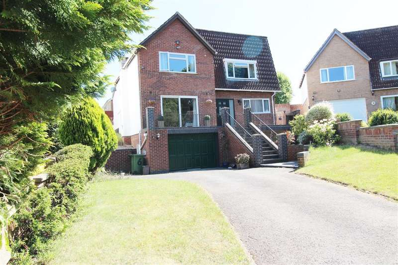 5 Bedrooms Detached House for sale in Fromeside Park, Bristol