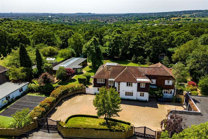 8 Bedrooms Detached House for sale in Hyver Hill, Mill Hill