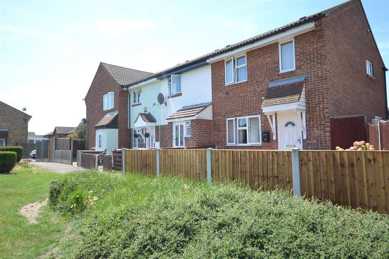 3 Bedrooms End Of Terrace House for sale in Kipling Avenue, Tilbury