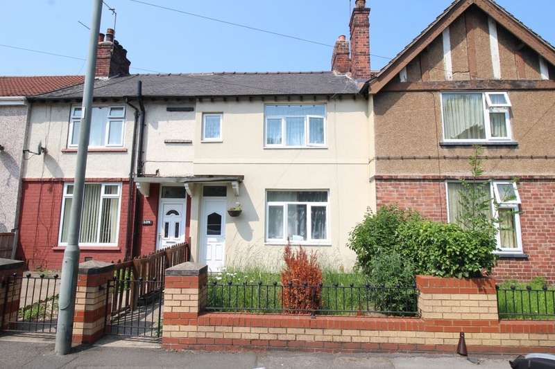 3 Bedrooms Terraced House for sale in The Avenue, Bentley, Doncaster, DN5