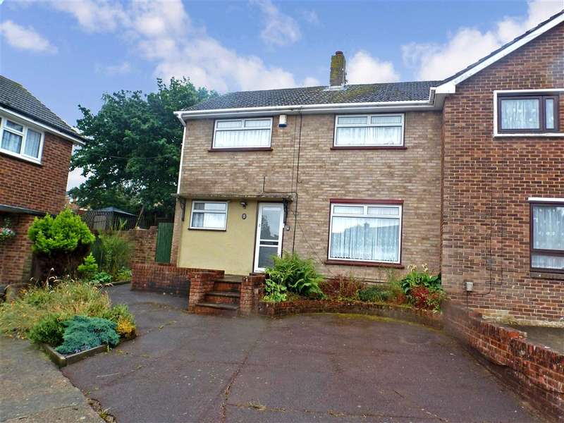 3 Bedrooms Semi Detached House for sale in Albatross Avenue, , Strood, Rochester, Kent