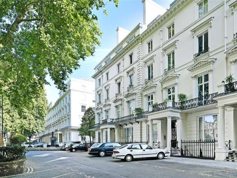 3 Bedrooms Apartment Flat for sale in Westbourne Terrace, London W2 6QT