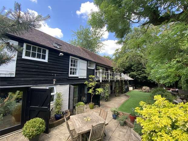 3 Bedrooms Cottage House for sale in The Summer House, High Street,, Brasted, WESTERHAM, Kent