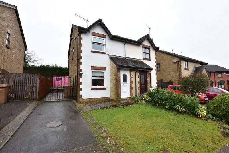 2 Bedrooms Semi Detached House for sale in Llyswen, Penpedairheol, Hengoed, Caerphilly