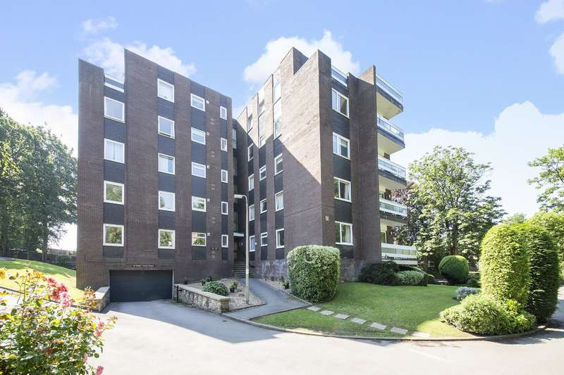 3 Bedrooms Flat for sale in Woodville Court, Roundhay, Leeds, LS8 1JA