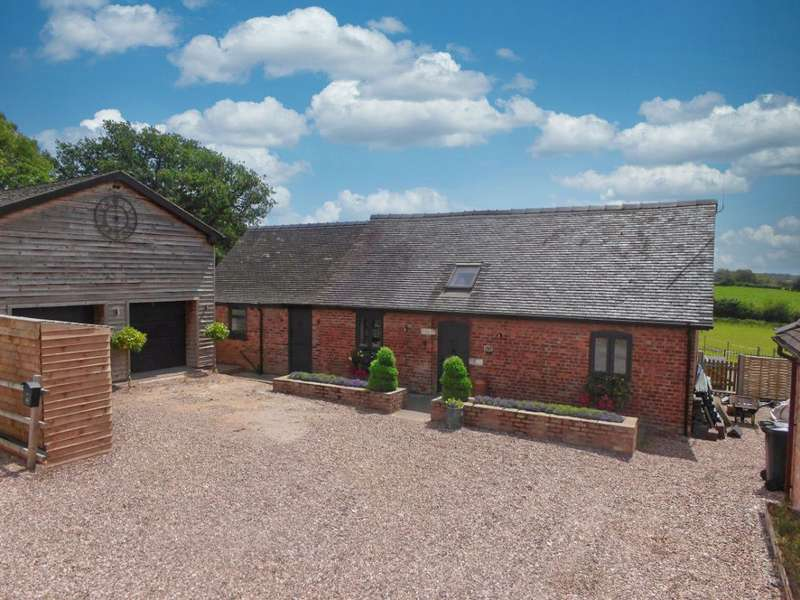 3 Bedrooms Property for sale in Mill Lane, Blakenhall, Cheshire