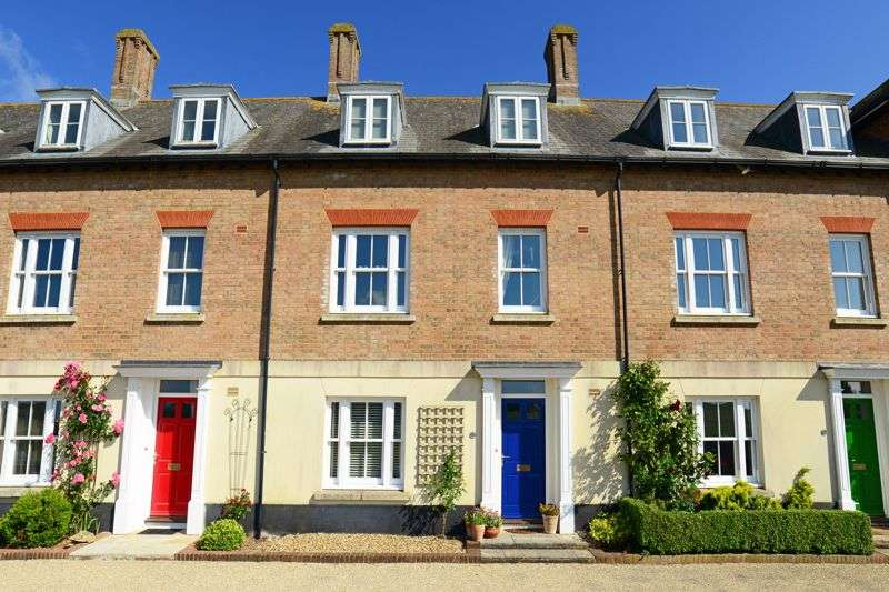 4 Bedrooms Property for sale in Great Cranford Street, Poundbury, DT1