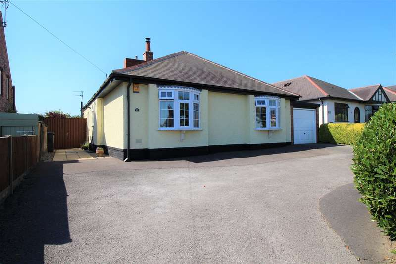 3 Bedrooms Bungalow for sale in High Lane Central, West Hallam
