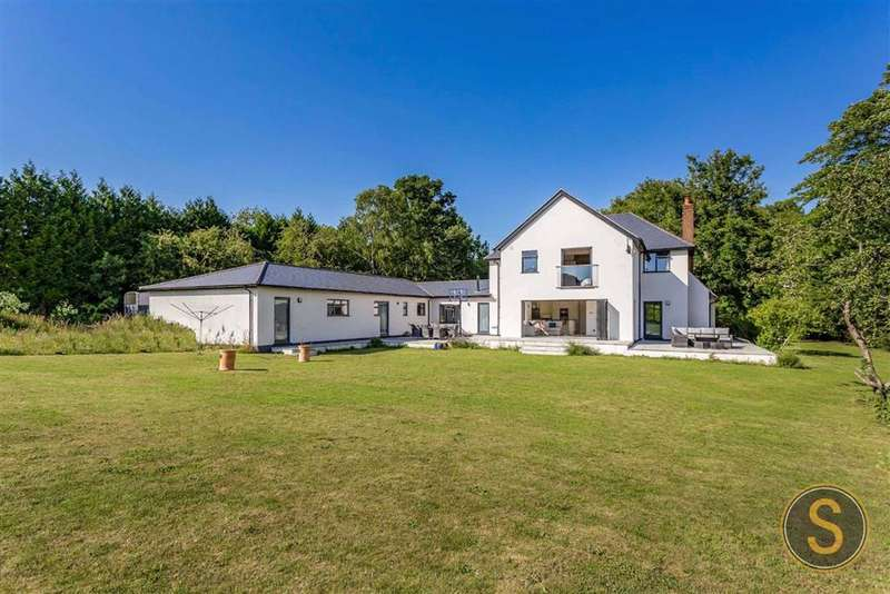 6 Bedrooms Detached House for sale in Cholesbury, Tring