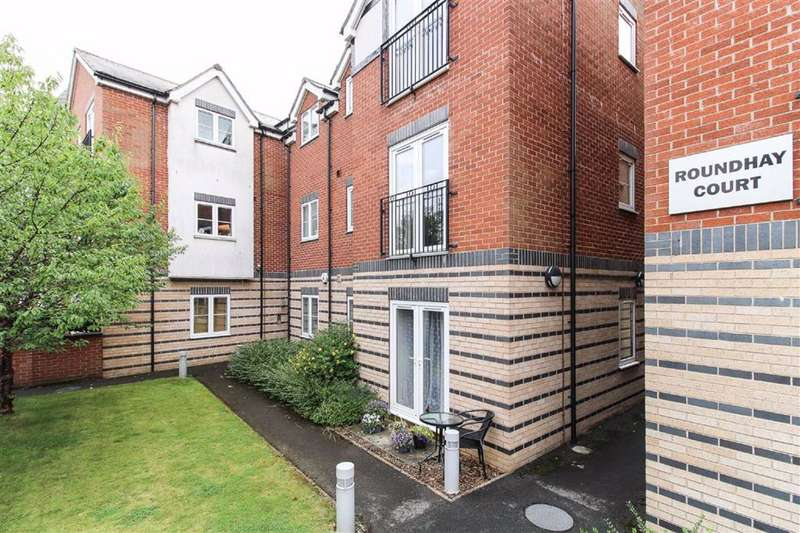 2 Bedrooms Apartment Flat for sale in Roundhay Court, Sutherland Avenue, LS8