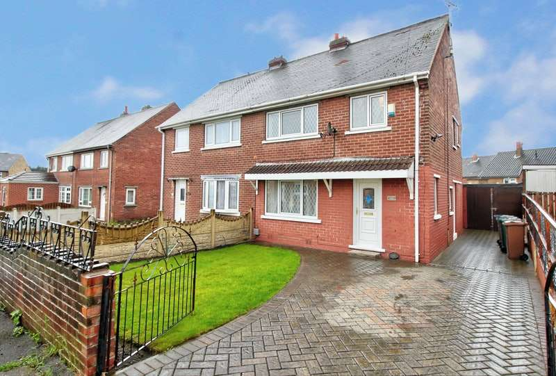 3 Bedrooms Semi Detached House for sale in Wentworth Road, Barnsley, South Yorkshire, S74